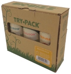 TryPack Indoor, pack of 3 - 250 ml