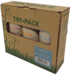 TryPack Hydro, pack of 3 - 250 ml