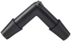 Hydro Flow Barbed Elbow 3/16in pack of 10