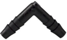 Hydro Flow Barbed Elbow 1/4in pack of 10