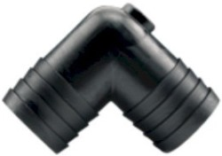 Hydro Flow Barbed Elbow 1in pack of 10