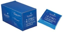 2.77 pH Bluelab Calibration Solution Sachet 20ml case of 25