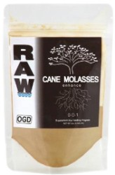 NPK Raw Cane Molasses 0.5 Lb Dry