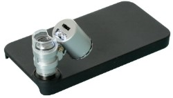 Active Eye Microscope 60x with iPhone 4/4S cover