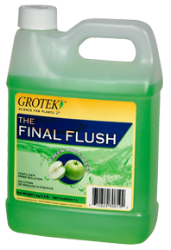 Final Flush Green Apple 4 Liter
