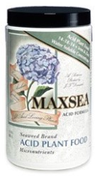 Maxsea Acid Plant Food (14-18-14) 1.5 Lb