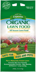 Espoma Organic All Season Lawn Food 29 Lb Bag