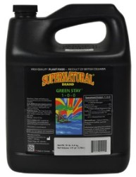 Super Natural Green Stay 4 Liter