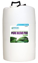 Botanicare Pure Blend Pro Grow 15 Gallon