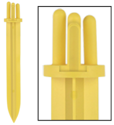 Multi-Flow Turret Stake Emitter pack of 10