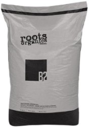 Roots Organics Professional Growing Mix 2 cu ft pallet of 72
