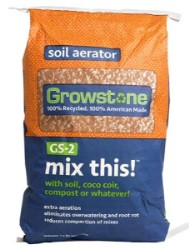 Growstone GS-2 Mix This! Soil Aerator 1.5 cu ft pallet of 35