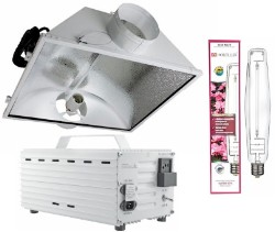 yield master watt hortilux grow light