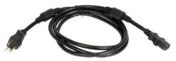 240 Volt 6 ft Smart Volt Cord w/ 2 Molded Ferrites