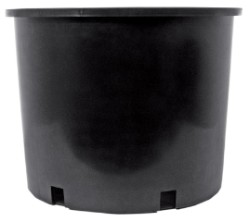 Gro Pro Premium Nursery Pot NC5 Squat pack of 15