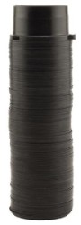 Netafim Ring Set with Spine 140 Mesh Black for 3/4 in Filter