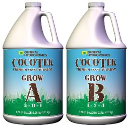 Cocotek Coco Grow Part A & B Gallons