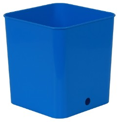 Flo-n-Gro Blue Bucket 2 Gallon case of 24