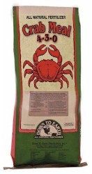 Down To Earth Crab Meal 4-3-0 - 50 lb