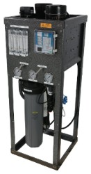 Professional Reverse Osmosis System - Catalytic Carbon - 8000 GPD
