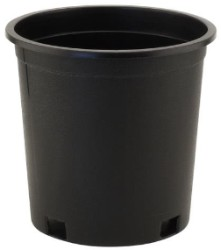 Gro Pro Nursery Pot w/ Textured Sides # 1 pack of 20