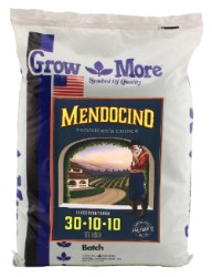 Grow More Mendocino Veg Vigor 30-10-10, 25 lb