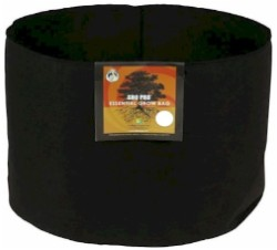 Gro Pro Essential Round Fabric Pot 30 Gallon pack of 10