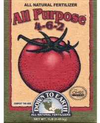 Down To Earth All Purpose Mix 4-6-2 Mini - 1 lb