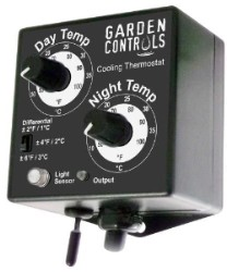 Grozone Garden Controls Cooling Thermostat (12/Cs)