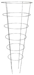 Grower's Edge High Stakes Wide Tomato Cage - 6 Ring - 56 in
