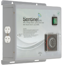 Sentinel GPS HPLC-4T High Power Lighting Controller 4 Outlet w Timer