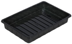 Super Sprouter Simple Start Propagation Tray 8 in x 12 in - No Holes