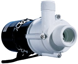 Little Giant Magnetic Drive External Inline Pump 1325 GPH