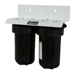 Ideal H2O De-Chlorinator System with Catalytic Carbon - 5,000 GPD