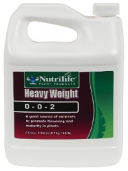 Nutrilife Heavy Weight 4 Liter