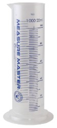 Measure Master Graduated Cylinder 1000 ml / 35 oz