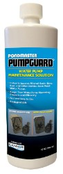 Pondmaster Pump Guard Water Pump Maintenance Solution 32 oz