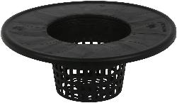 "NGW 6"" Mesh Pot Bucket Lid pack of 10"