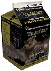 Vermicrop VermiBat Bat Guano Fertilizer 1.5 lb (4/Cs)
