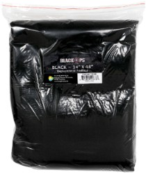 Black Ops Replacement Pre-Filter 14 in x 48 in Black