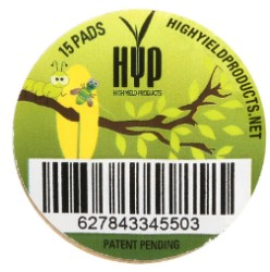 High Yield Products Lock Down Pad 1 1/2 in 15/pk