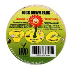 High Yield Products Lock Down Pad 3 in 15/pk