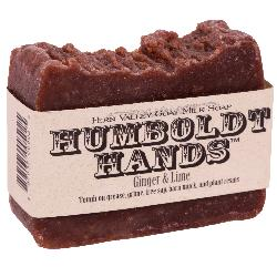 Humboldt Hands Ginger Lime (12/Cs)