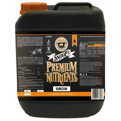 Snoop's Premium Nutrients Grow A Non-Circulating 20 Liter