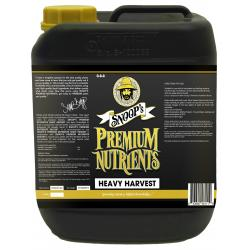 Snoop's Premium Nutrients Heavy Harvest 10 Liter