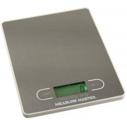 Measure Master Small Platform Scale 11 lb (5 kg) - 5000 g Capacity x 1 g Accuracy