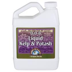 Down To Earth Liquid Kelp & Potash Quart (12/Cs)