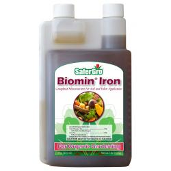 SaferGro Biomin Iron Pint (12/Cs)