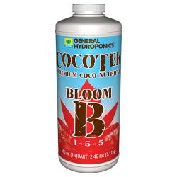 GH Cocotek Bloom B Quart (12/Cs)