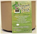 "Tan Smart Pot - 3 Gallon 10"" Wide x 7.5"" Tall"